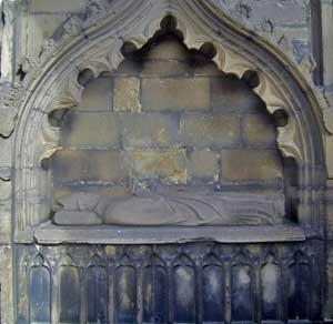 Bishop John of Winchester (1422 - 40) Elgin